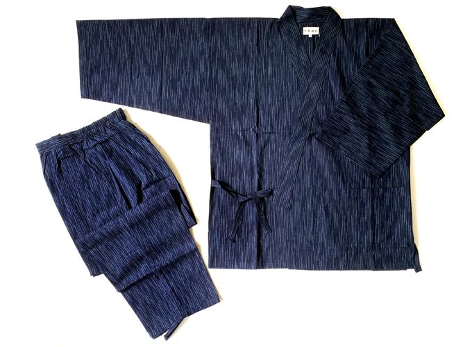 作務衣(さむえ・さむい)