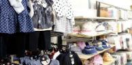 ベビー(洋装)のフロア 日本橋横山町 上田嘉一朗商店