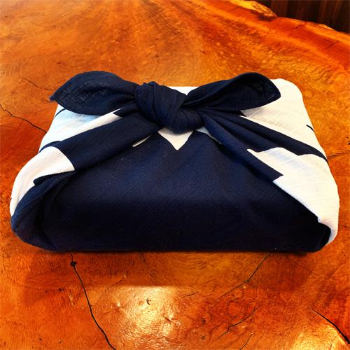 お使い包みの包み方:STEP4