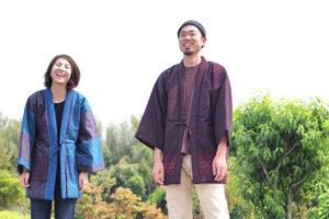 日本の伝統「わた入れはんてん(半纏)」がおしゃれに進化♪身も心も温めて令和の冬を過ごそう